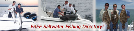 Saltwater Fishing Directory